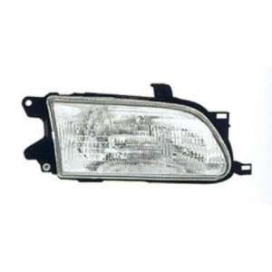 1995 96 TOYOTA TERCEL HEADLIGHT ASSEMBLY, PASSENGER SIDE