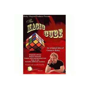 Magic Cube (set with DVD) by Twister Magic Toys & Games