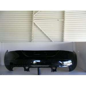 Rear Bumper Cover W/O Sensor 08 10 W/O S Line W/O Parking Sensor Holes