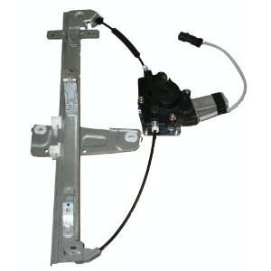 01 04 JEEP Grand Cherokee Window Regulator Drivers Side