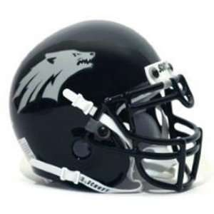 Nevada Wolf Pack Authentic Full Size Helmet  Sports