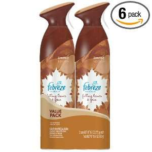febreze Air Effects, Falling Leaves and Spice, 19.4 Ounce