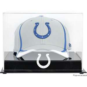 NFL   Indianapolis Colts Acrylic Cap Logo Display Case