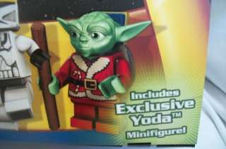 Lego Star Wars Advent Calendar #7958 Santa Yoda Slave 1