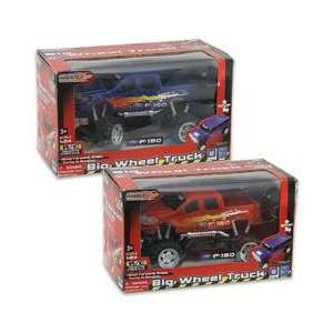 Big Wheel Chevy Silverado Truck Toys & Games