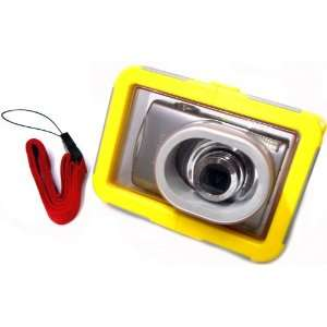 Underwater Waterproof Zoom Digital Camera Case Housing for CANON