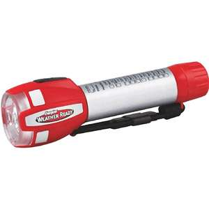Energizer Weather Ready LED Flashlight Camping