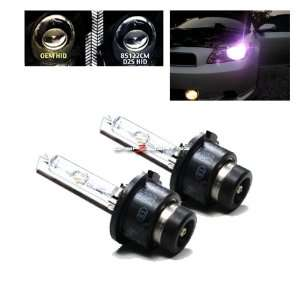 05 Mini Cooper 12000K D2S HID Light Bulbs For Low Beam