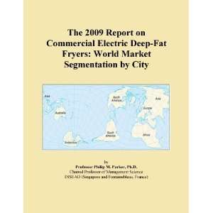 The 2009 Report on Commercial Electric Deep Fat Fryers World Market