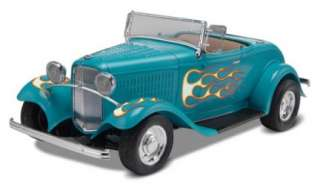 Monogram 1/24 32 Ford Street Rod Model Kit 85 0882