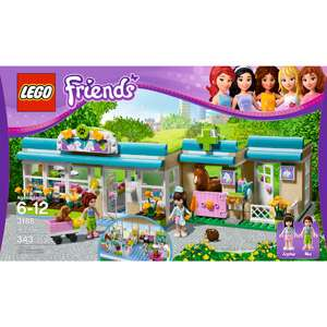 LEGO Friends Heartlake Vet Building Blocks & Sets
