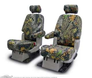 FORD F250 COVERKING NEOPRENE REALTREE CAMO SEAT COVERS FULL SET
